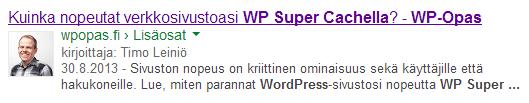 google-authorship-esimerkki