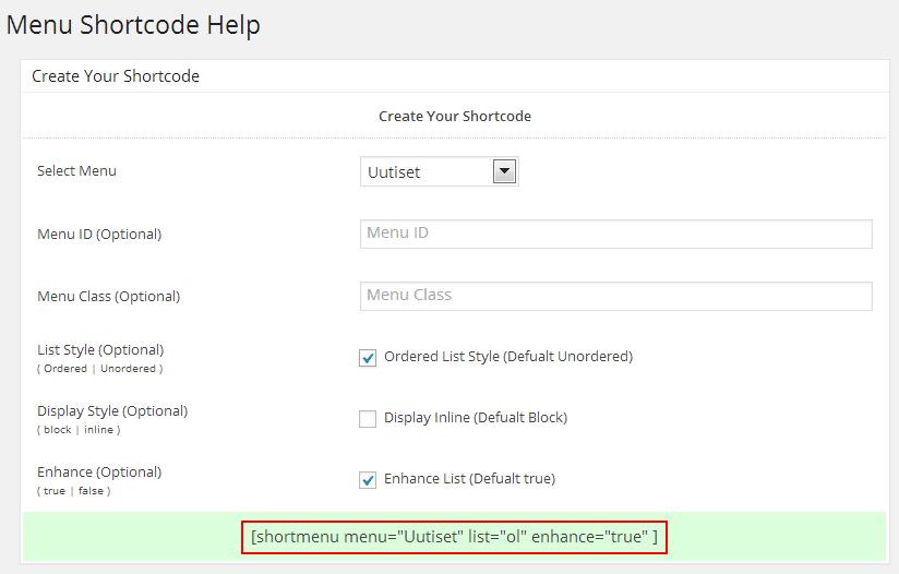 shortcode-menu-esimerkki-wordpress